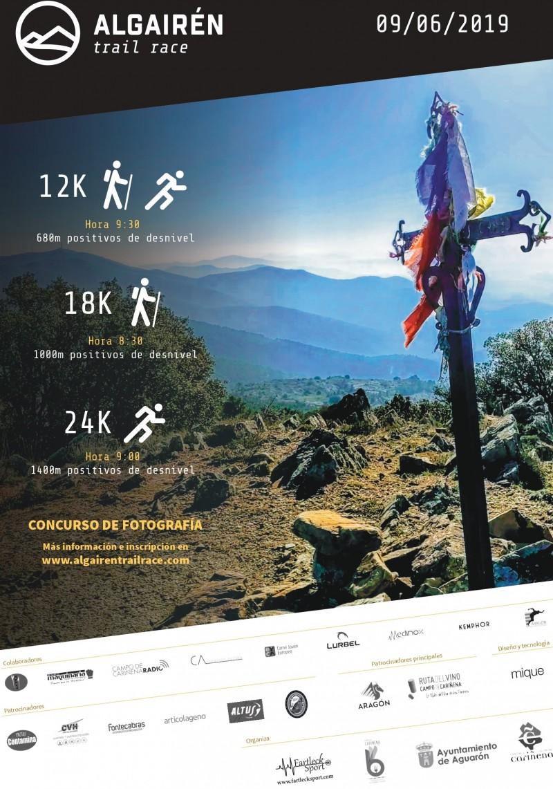 imagen de Algairén Trail Race