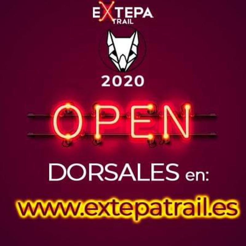imagen de EXTEPA TRAIL 2020
