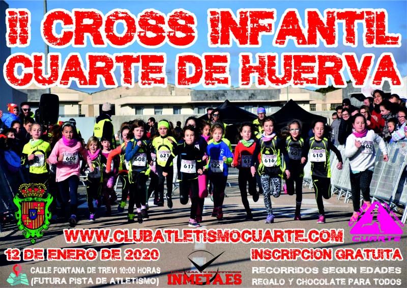 imagen de II CROSS INFANTIL CUARTE DE HUERVA